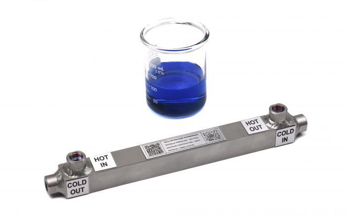 Miniature Heat Exchangers - Model A11