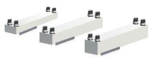 miniature heat exchangers
