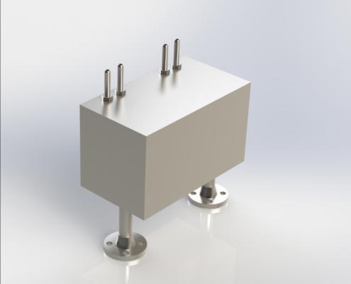 hydrogen pre-cooling heat exchanger (H2PC™)