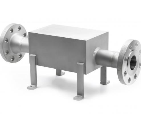 Hydrogen Chiller - Hydrogen Gas & Refrigerant - Hydrogen Pre-Cooler Heat Exchanger (Gen 2) - H2PC™