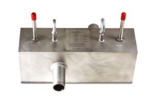 Hydrogen Chiller - Hydrogen Gas & Refrigerant - Hydrogen Pre-Cooler Heat Exchanger (Gen 1) - H2PC™