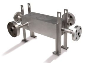 printed circuit heat exchanger (PCHE)