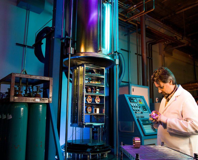 hydrogen furnace brazing